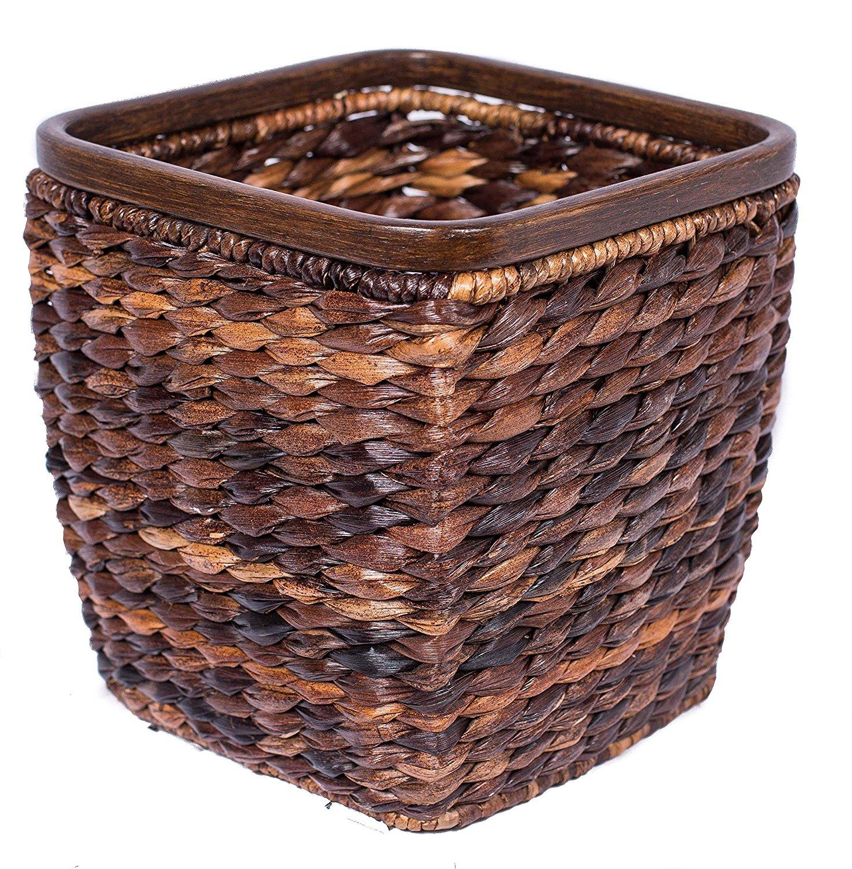 Abaca Waste Basket Philippine Furniture Wholesale And