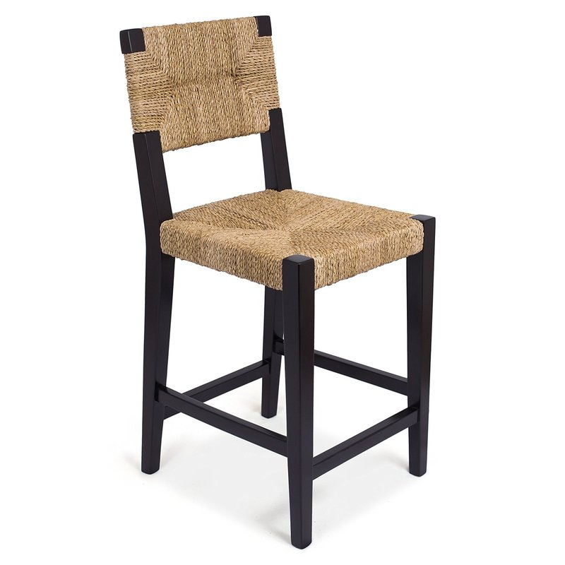 Seagrass Bar And Counter Stool Philippine Furniture