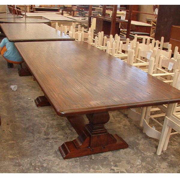 Solid Philippine Mahogany Dining Table | Philippine Furniture, Wholesale  And Retail Buying Guide   Part 1
